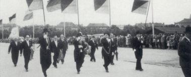 Bild: Die Bruchmeister 1961 in München